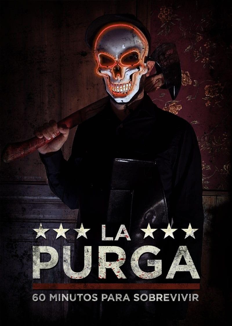 La Purga Escape Room Valencia