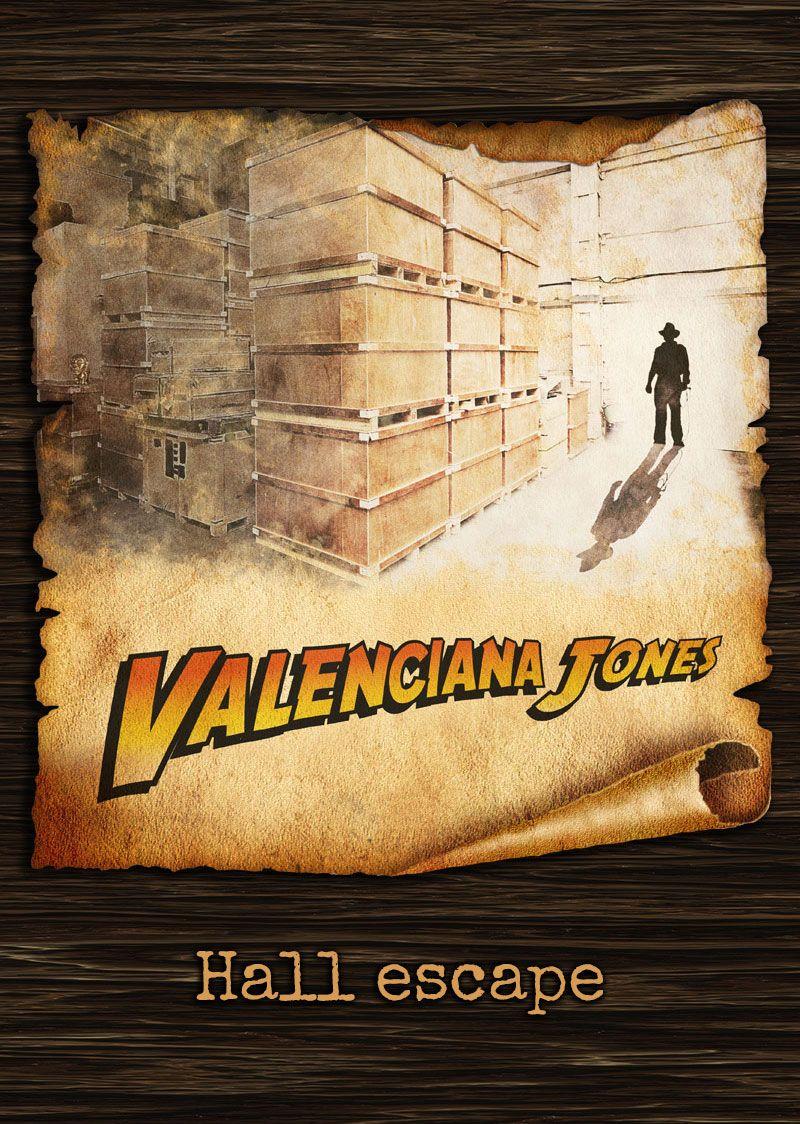 Escape Room Valencia - Valenciana Jones