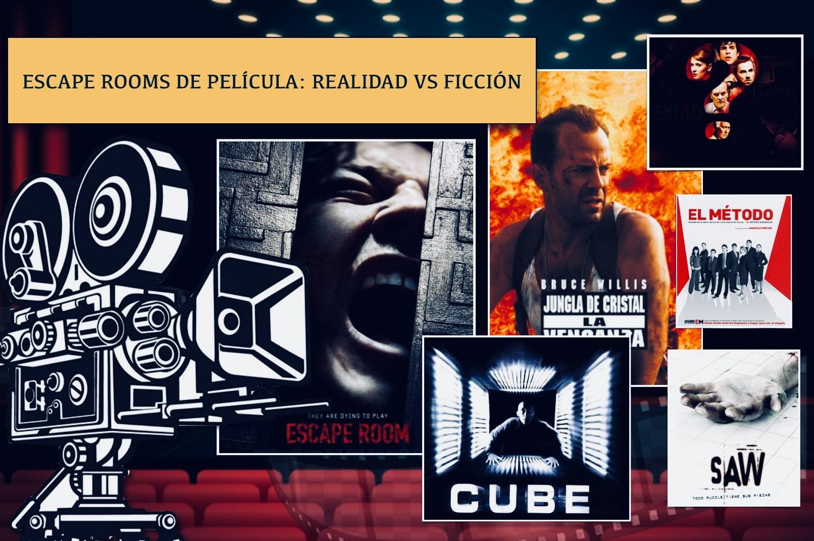 Películas de Escape Room portada